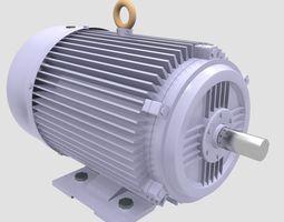 electric motor 3d