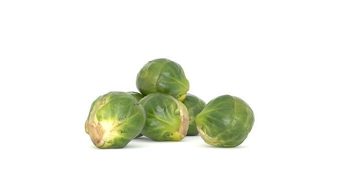 Brussel Sprout Photoscan
