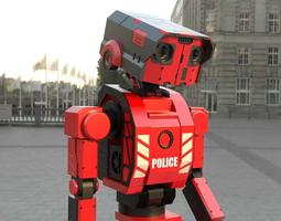 3d amir-01 robot