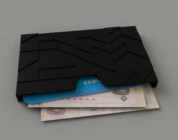 Wallet Random 3D printable model