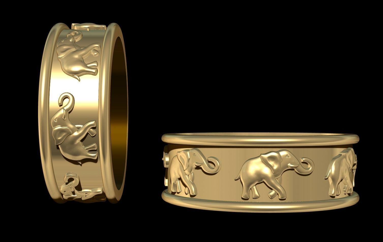 Rings Elephants