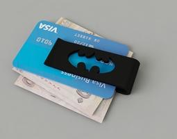 Clips Batman 3D printable model