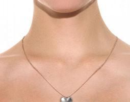 Necklace Love 3D print model