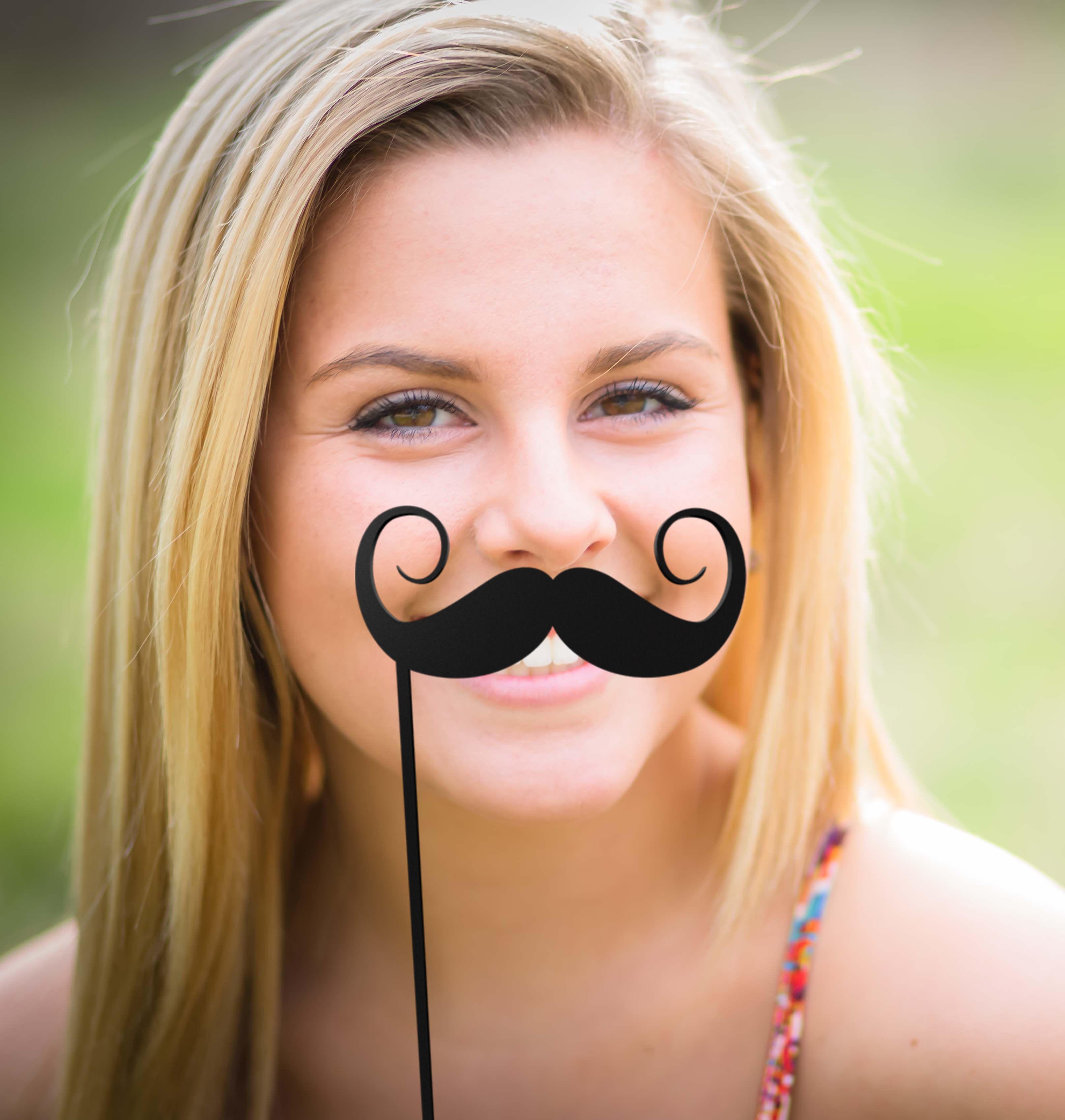 Mustache Mustache Stick