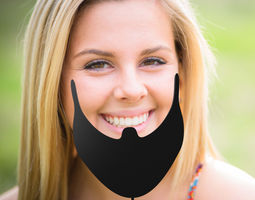 Beard stick 3D printable model