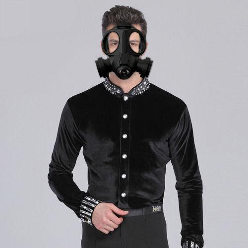 gas mask 3d model obj mtl 1