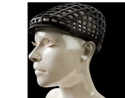 3D printable model Newsboy GLS Hat