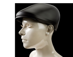 3D printable model Newsboy Hat
