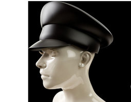 3D printable model Sergeant Hat