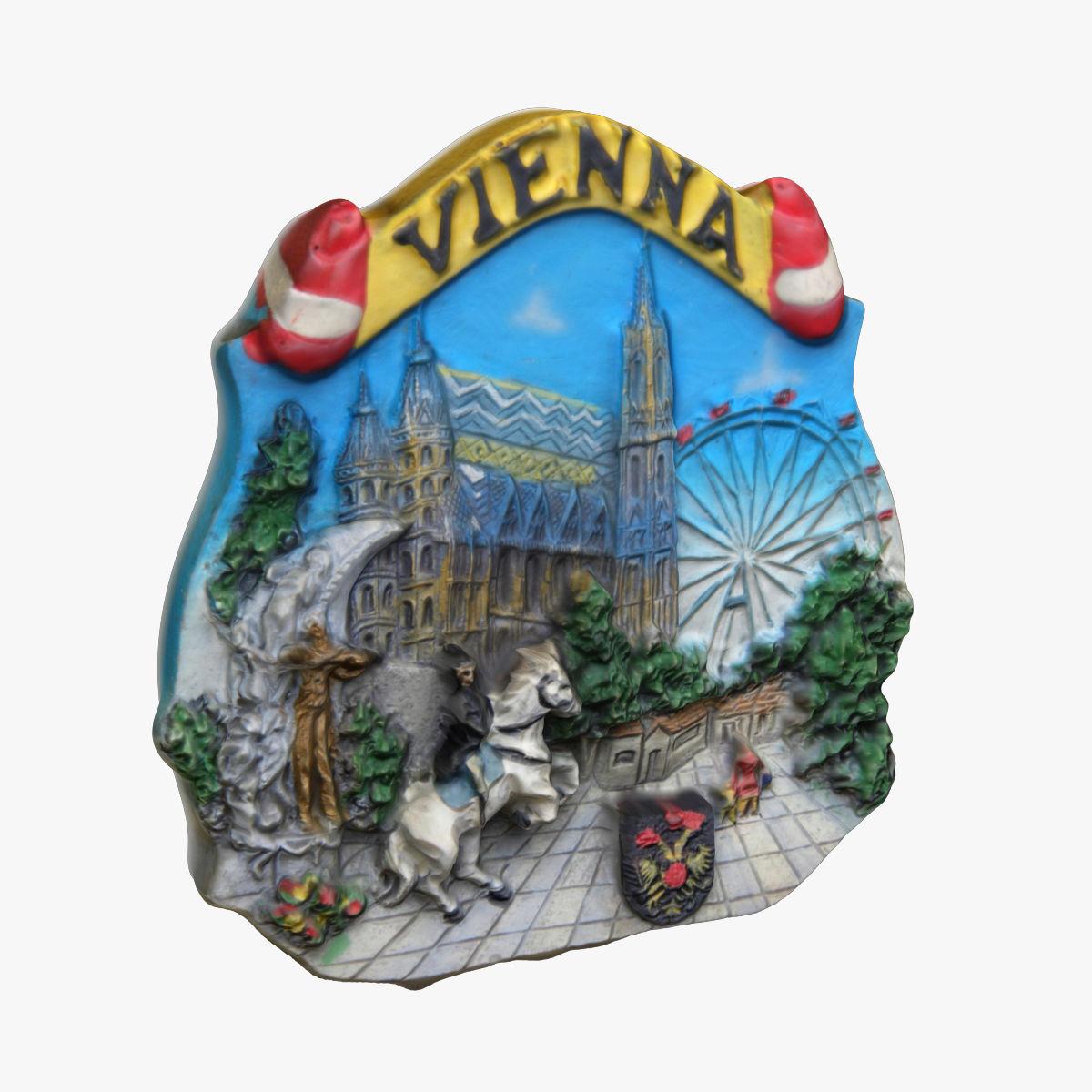 Vienna Austria Magnet Souvenir