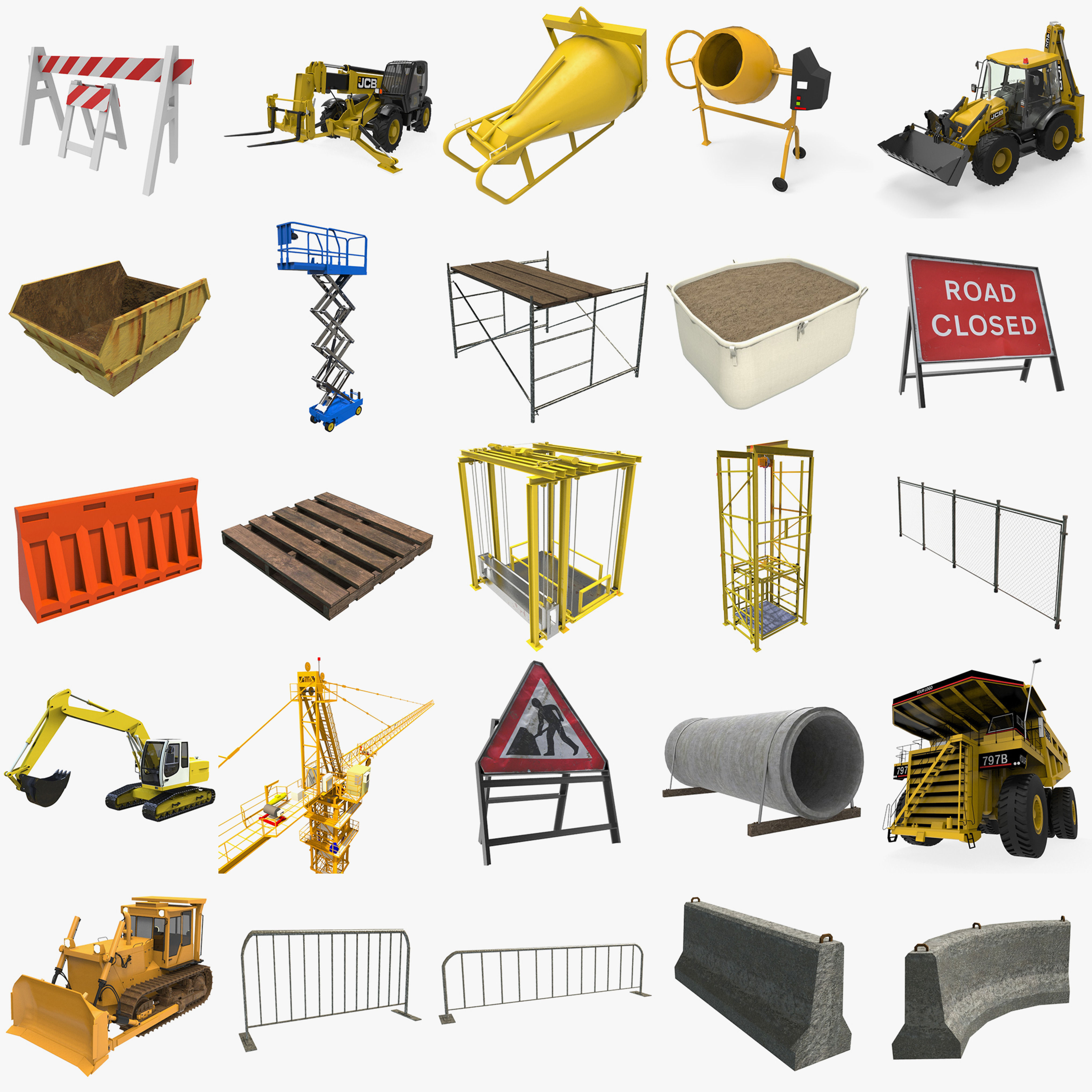 Construction Collection