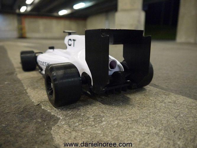 openrc formula 1 car 3d model stl 5