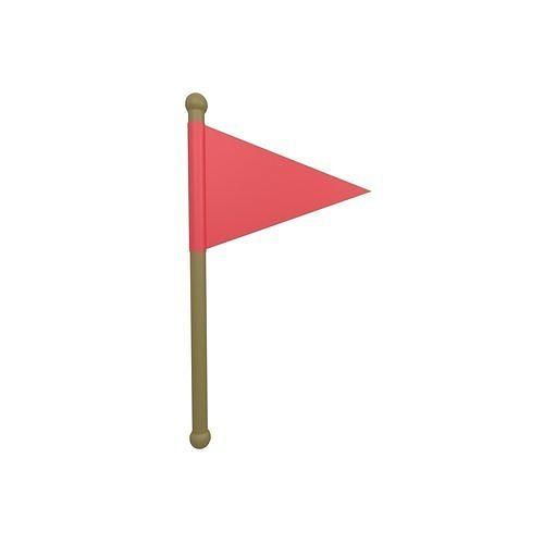 Holding a Flag v1 001