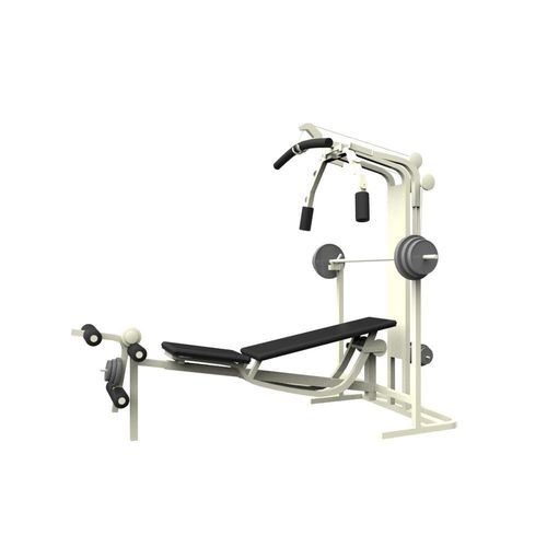 gym weight bench 3d model fbx ma mb 1