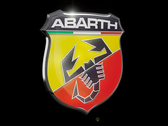 3D model Abarth emblem | CGTrader