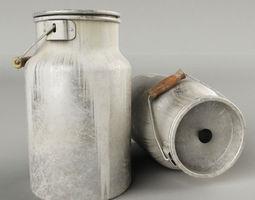 3D Aluminium Cans USSR