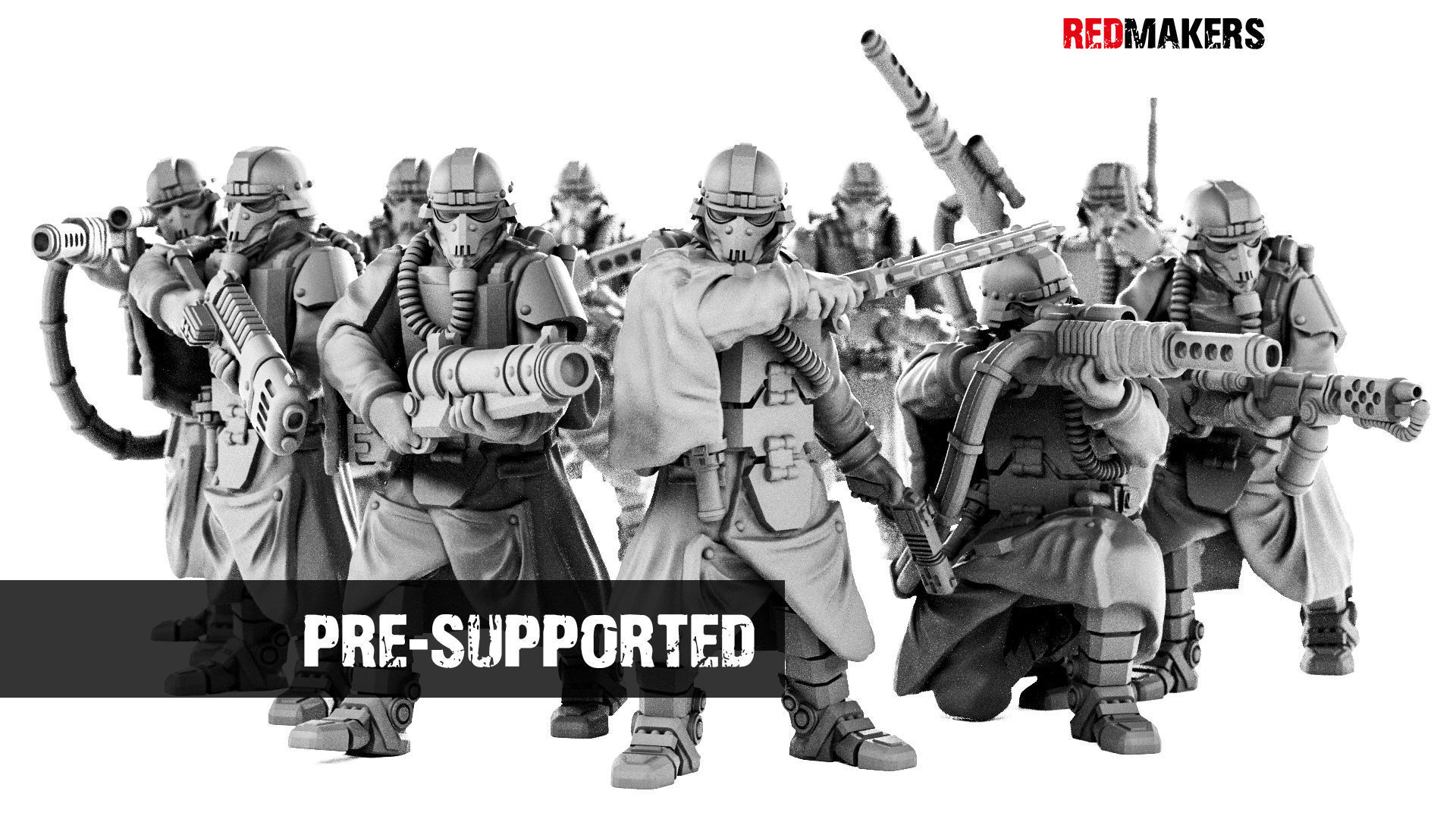 Death Squad Grenadiers of the Imperial Force