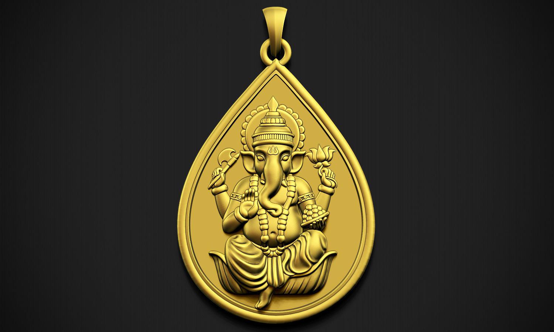 Ganesha Drop