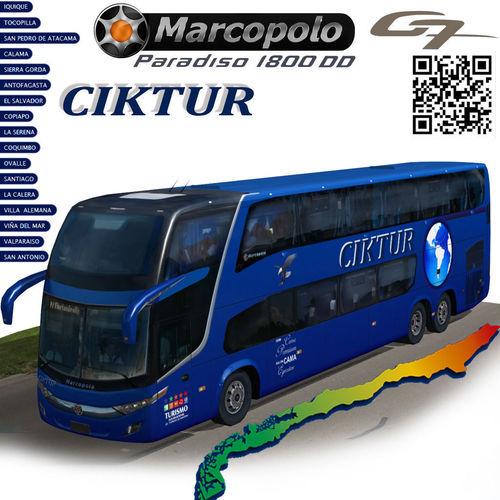 Marcopolo Paradiso 1800DD Ciktur