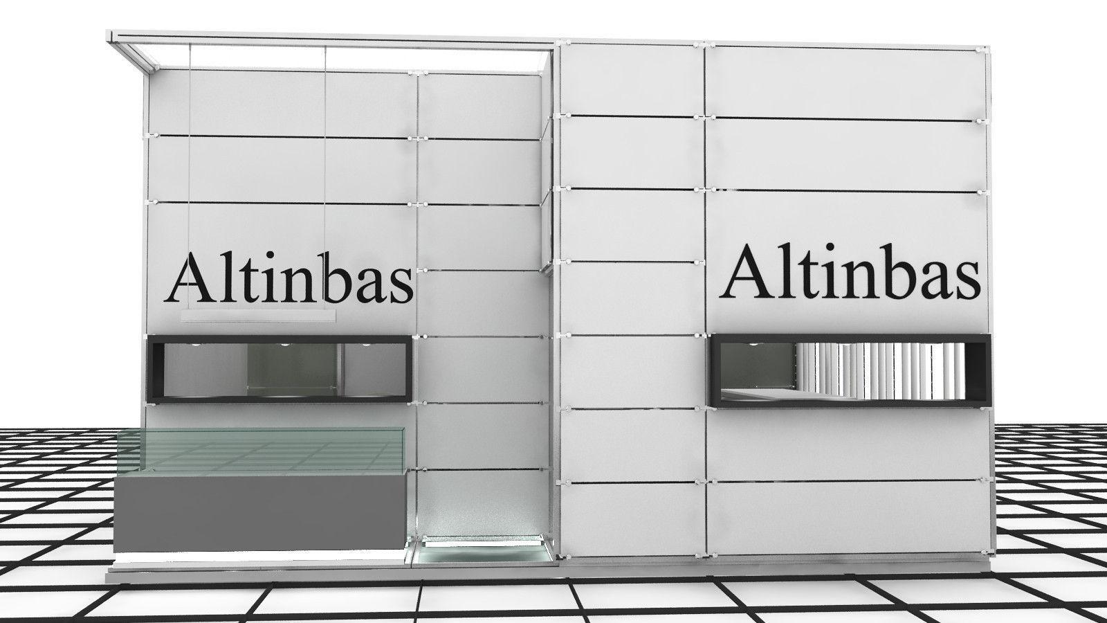 Altinbas Exhibition Stand Design