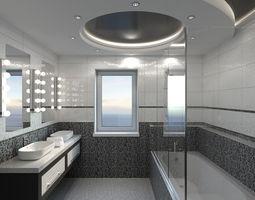 architecture Bathroom 3D