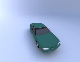 Pontiac Bonneville 96 3D model
