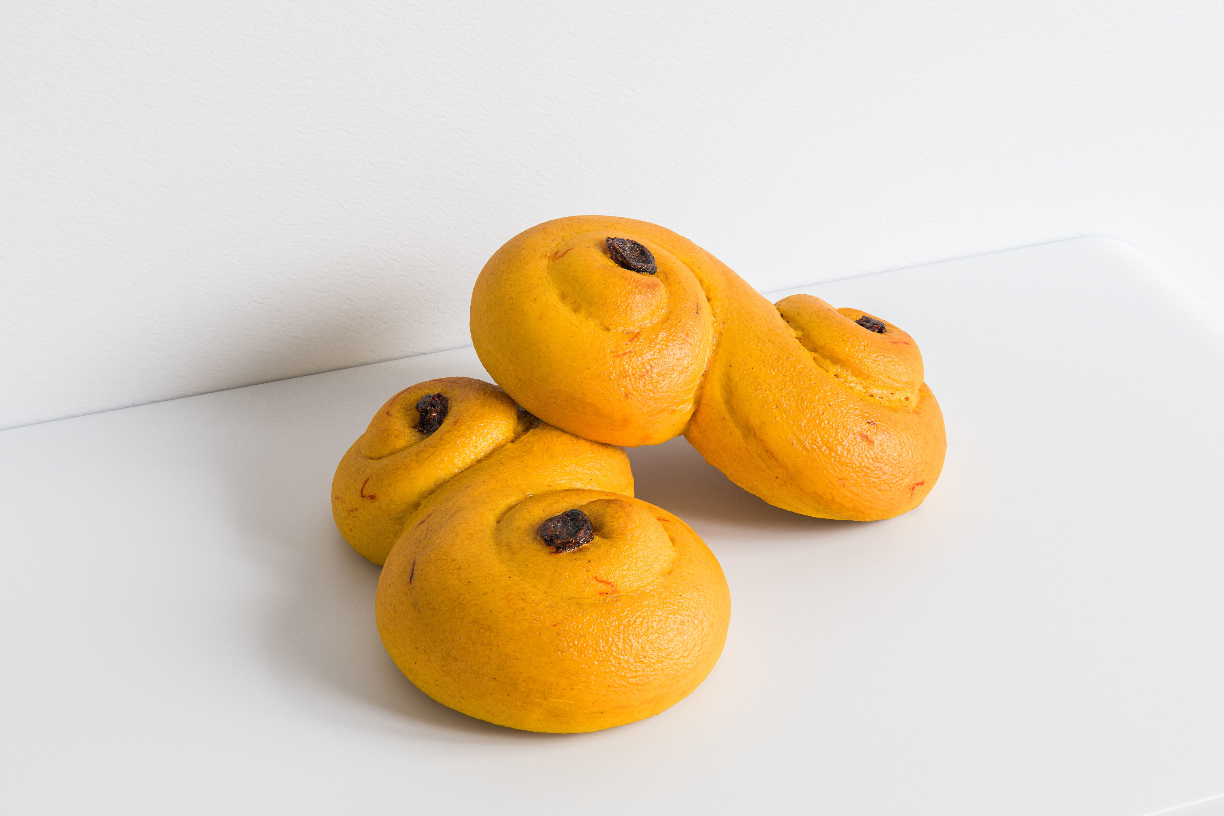 Saffron Bun 001