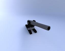 3d model cannon5