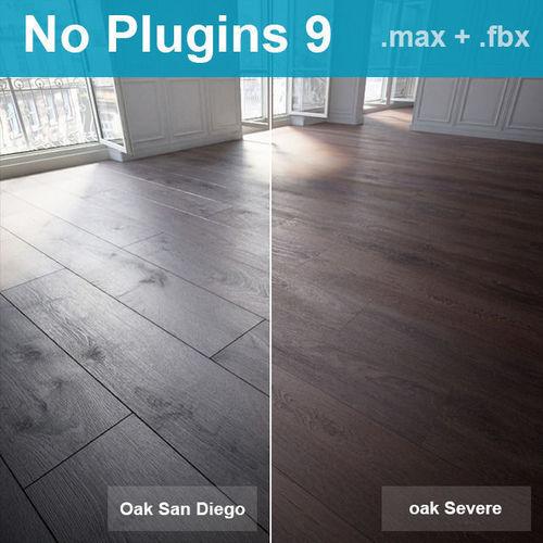 floor 9 without plugins 3d model max fbx mat 1