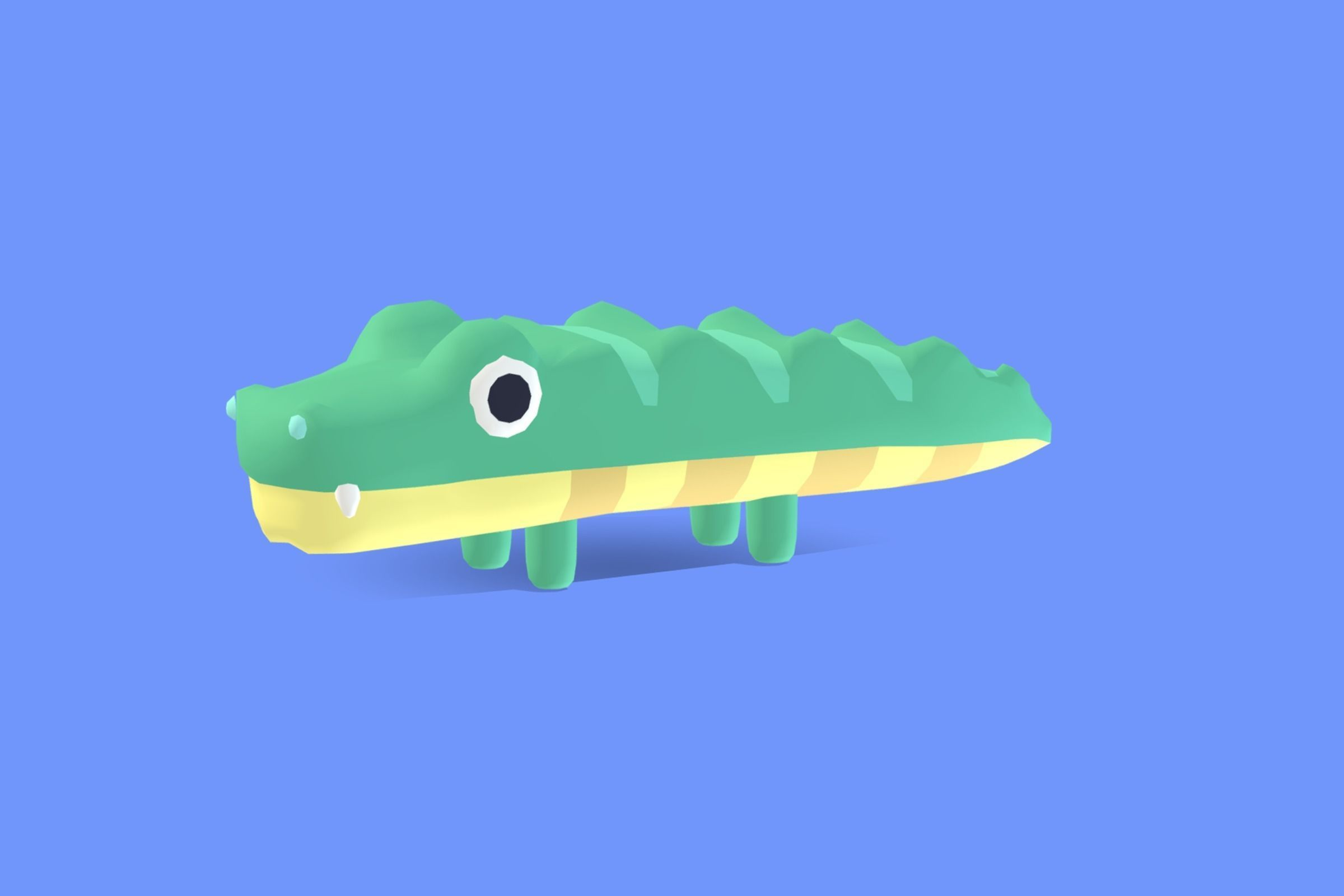 Chomp the Crocodile - Quirky Series