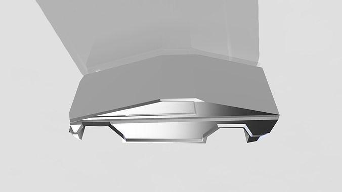 Tesla Cybertruck Basic Model Fusion 360 f3d