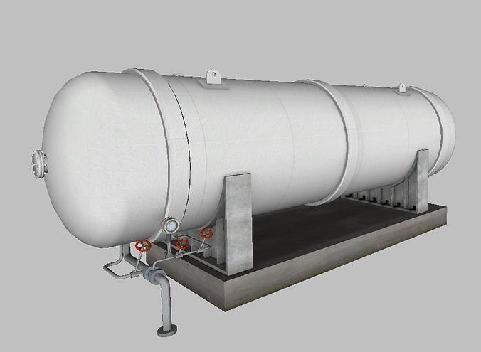 LNG Cryogenic Storage Tank