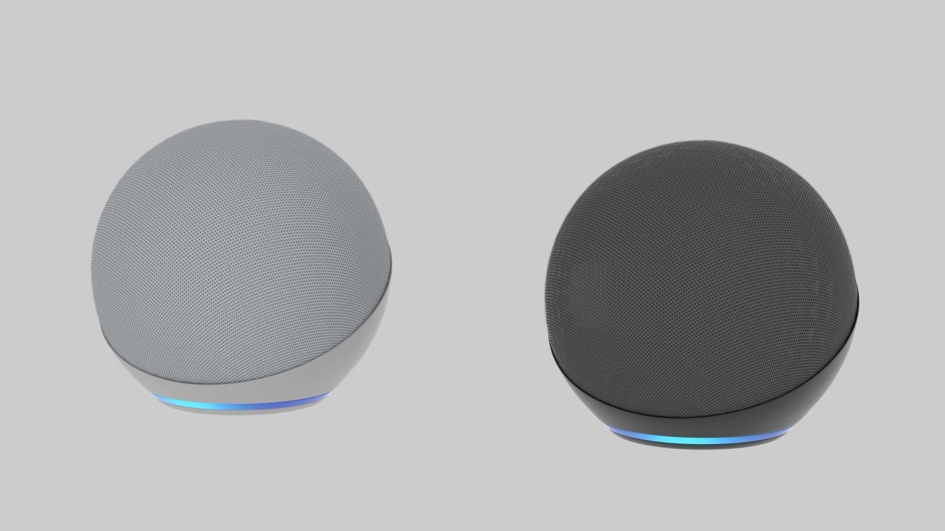 Echo dot 4th generation smart speaker with Alexa