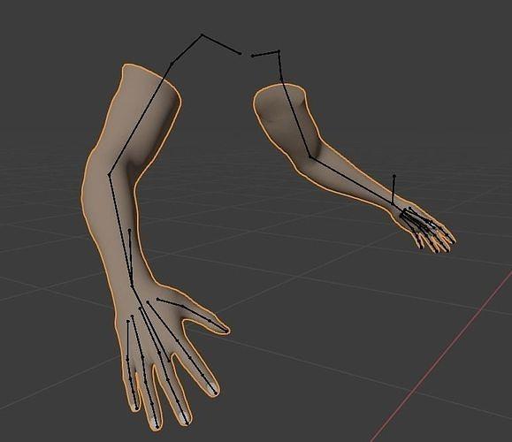 FPS Hands