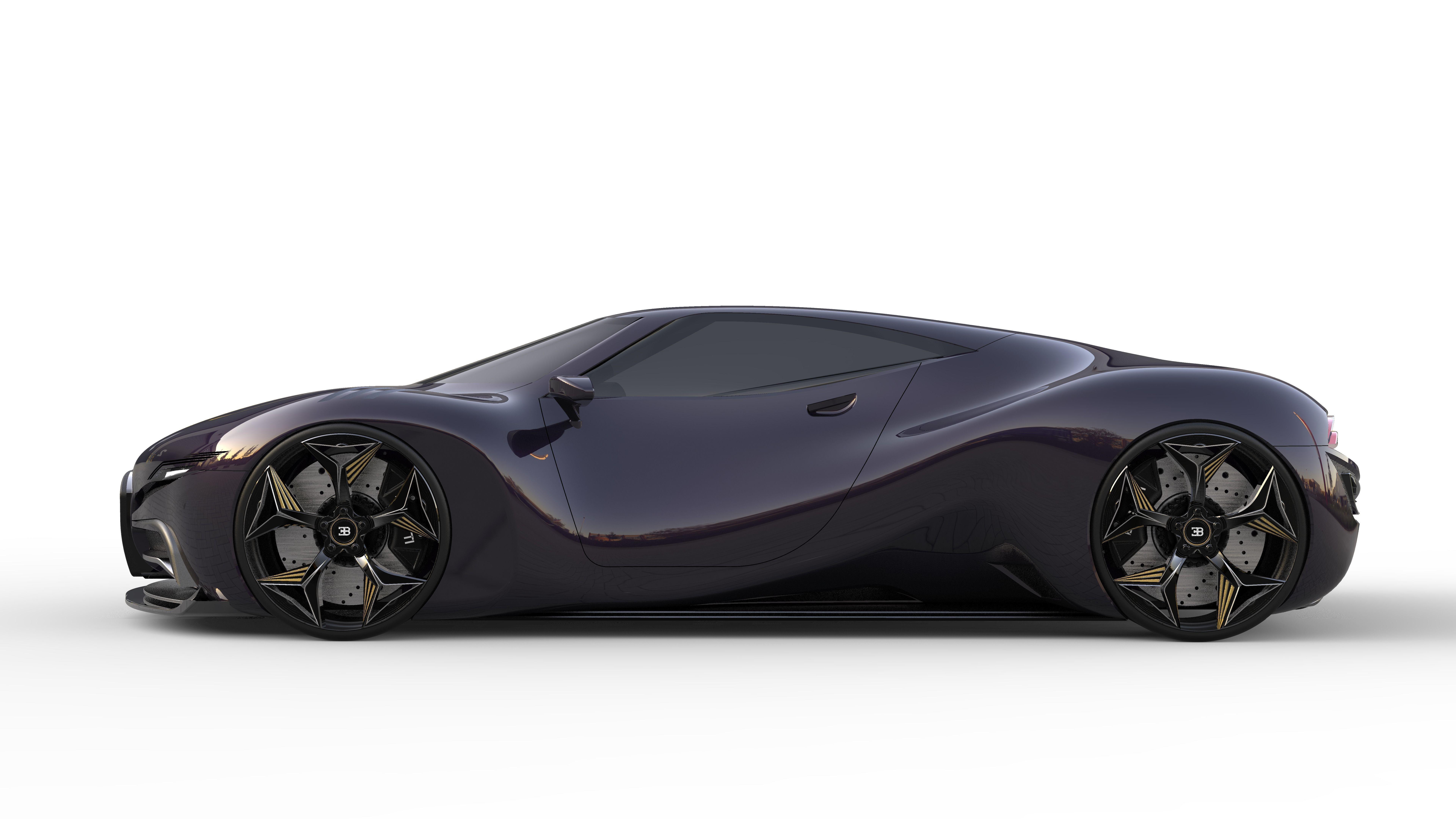 Bugatti Audra Concept