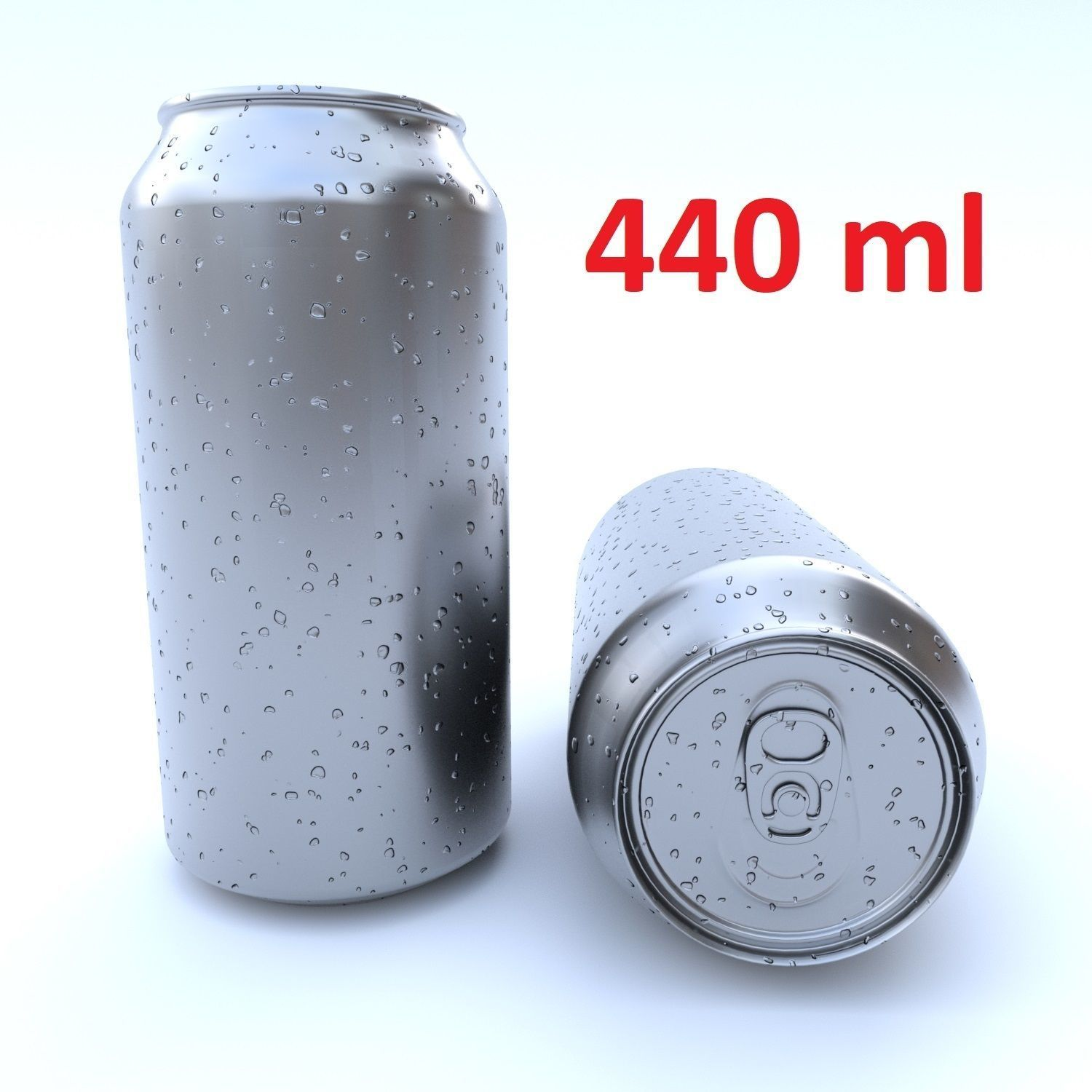 Beverage can 440 ml