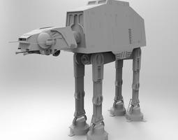 AT-AT 3D model