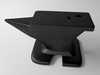 anvil 3d model 3ds fbx blend dae 1