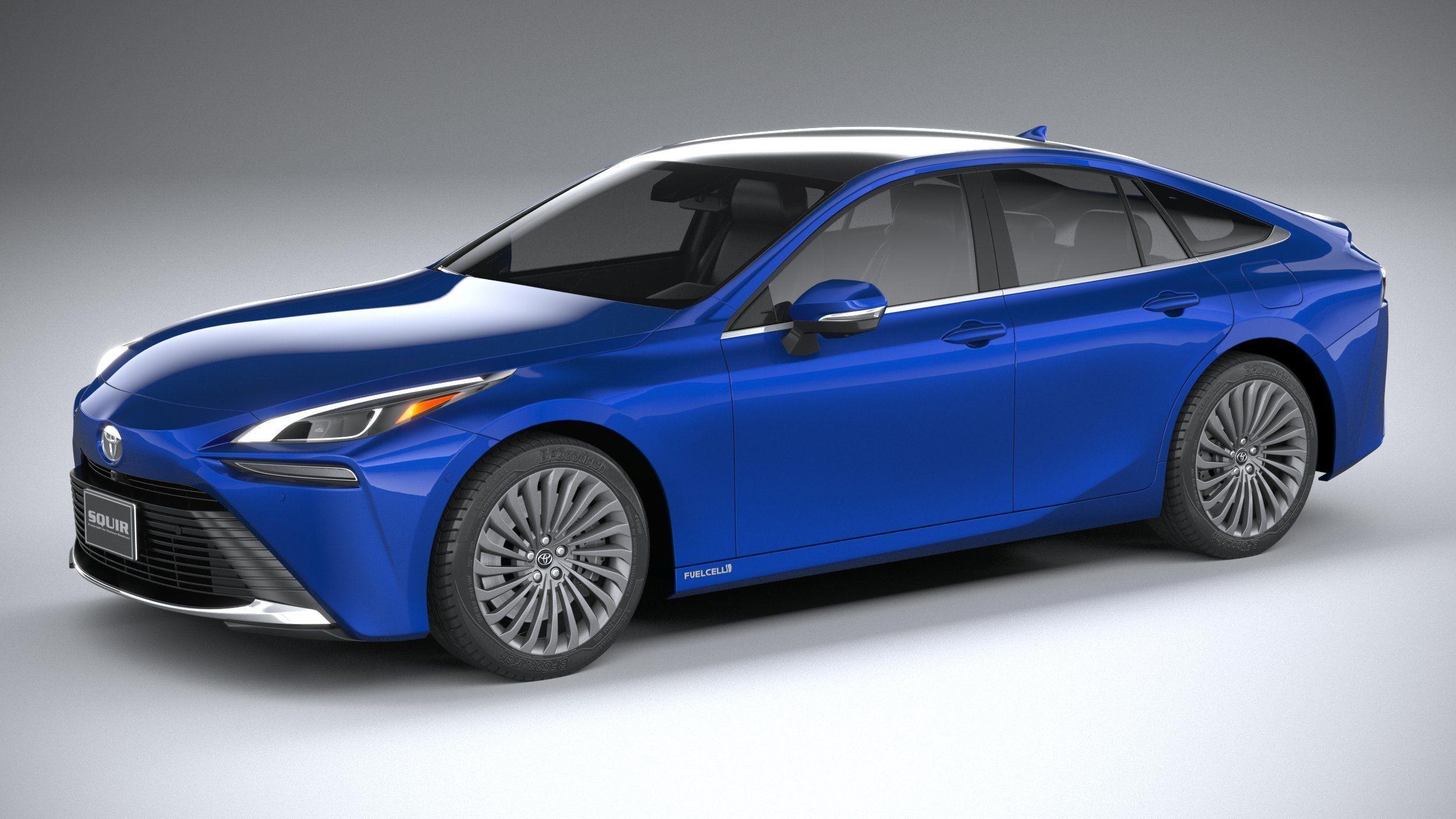 Toyota Mirai 2022