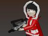 low poly fantasy weapon pack 3d model obj 3ds 4