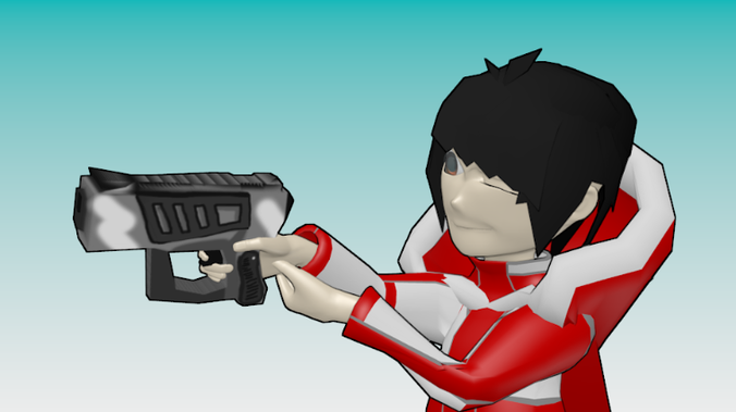 low poly fantasy weapon pack 3d model obj 3ds 6