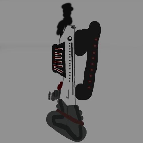 low poly fantasy weapon pack 3d model obj 3ds 11