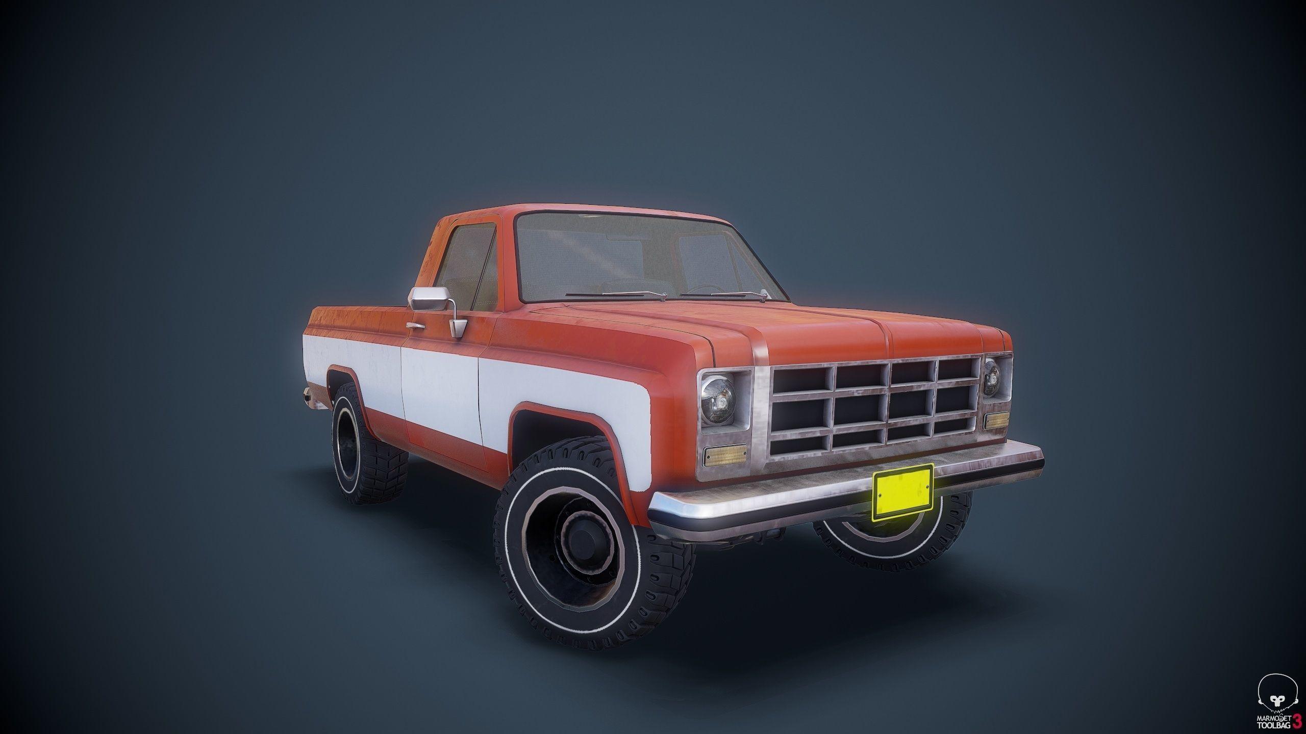 Gameready american pickup