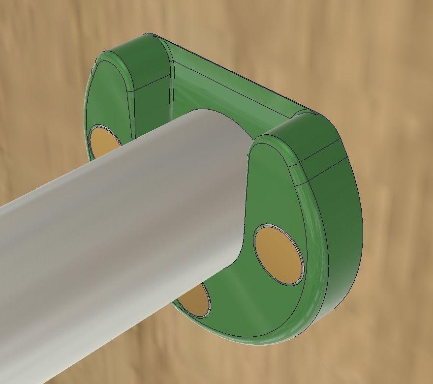 pull-up bar holder bracket