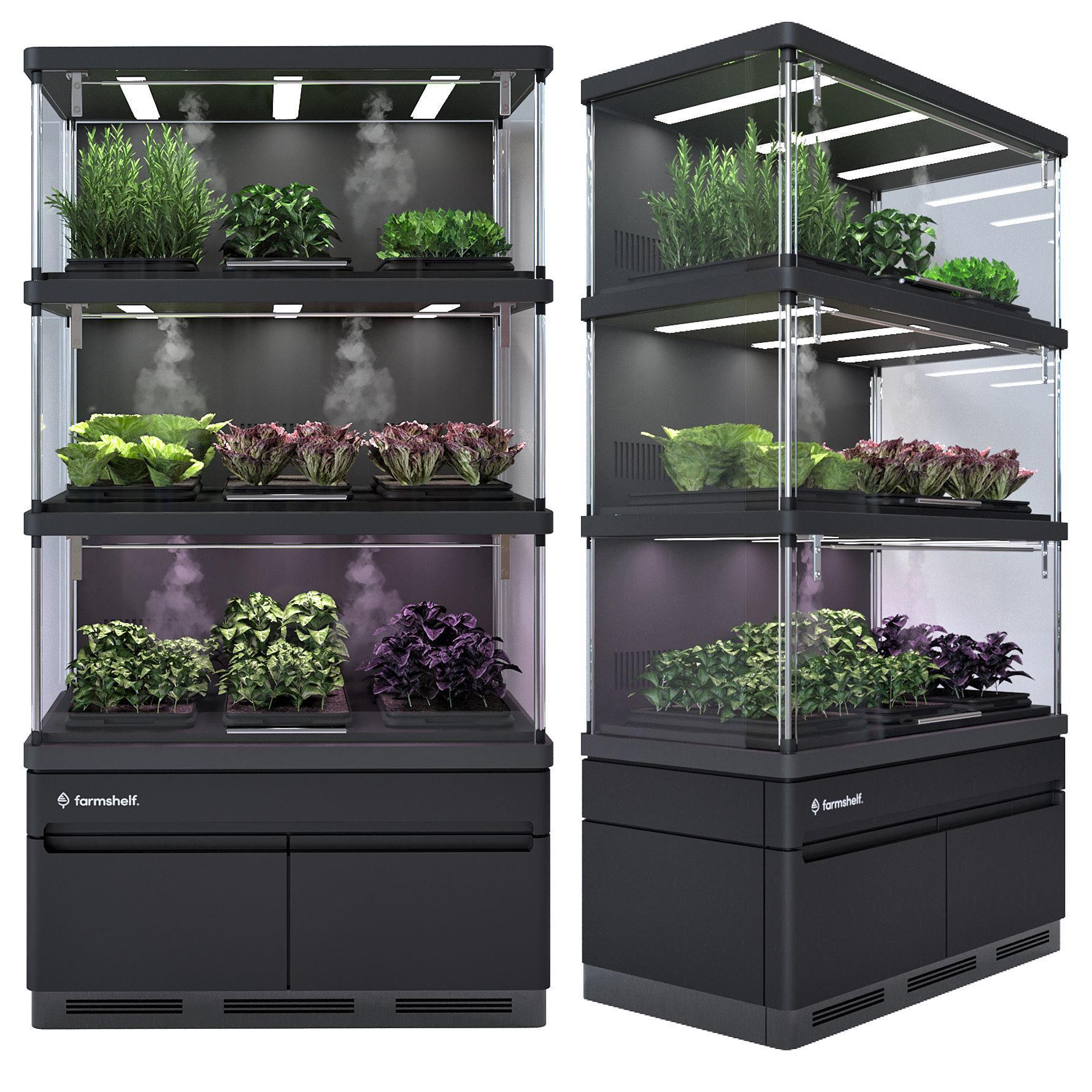 Farmshelf fridge