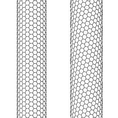 carbon nanotubes 3d model 3ds lwo lw lws 1