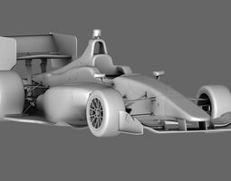 Indy Lights 2015 3D model low-poly