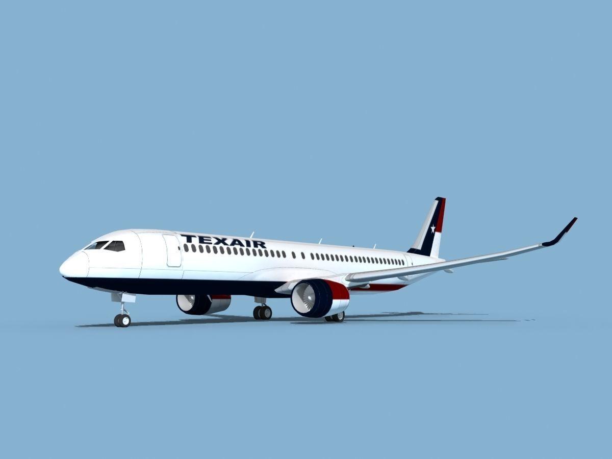 Airbus A220-300 Texair