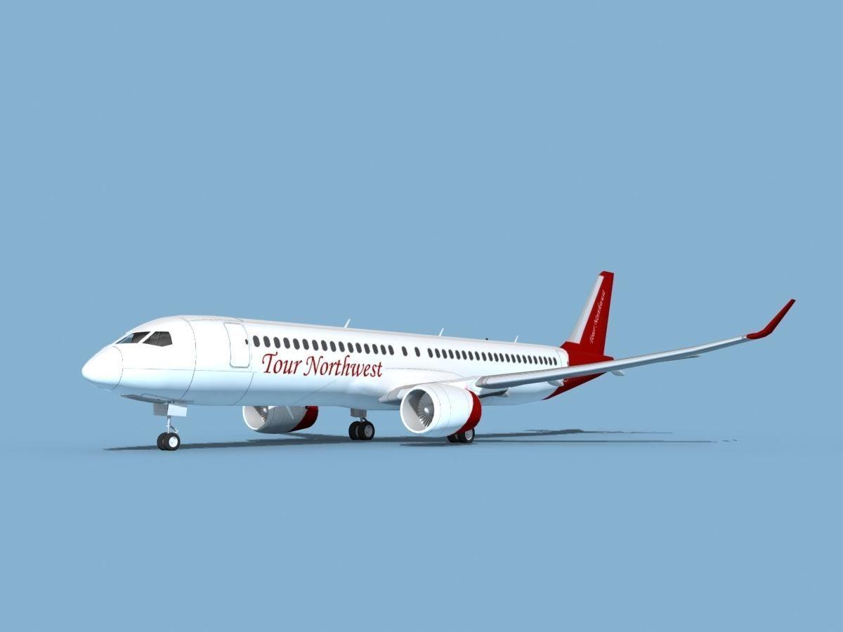 Airbus A220-300 Tour Northwest