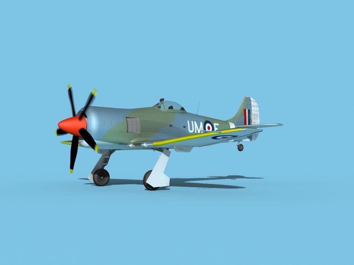 Hawker Tempest MKII V03 RAF
